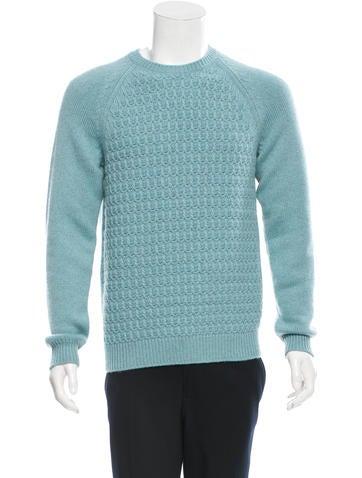 Salvatore Ferragamo Pullover Cashmere Sweater w/ Tags None