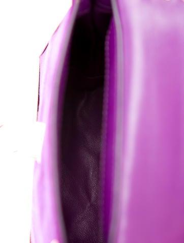 2017 Mini Sofia Suede & Leather Satchel