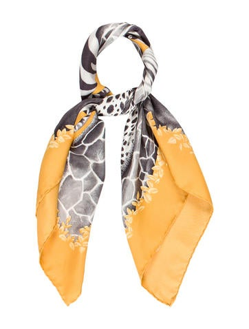 Safari Printed Scarf