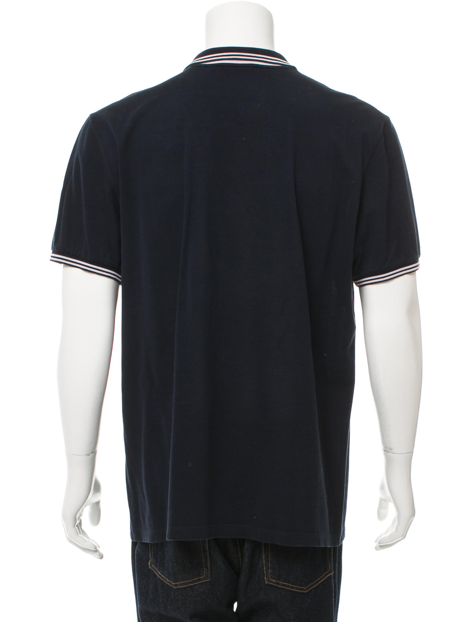 Salvatore Ferragamo Gancini Polo Shirt - Clothing ...
