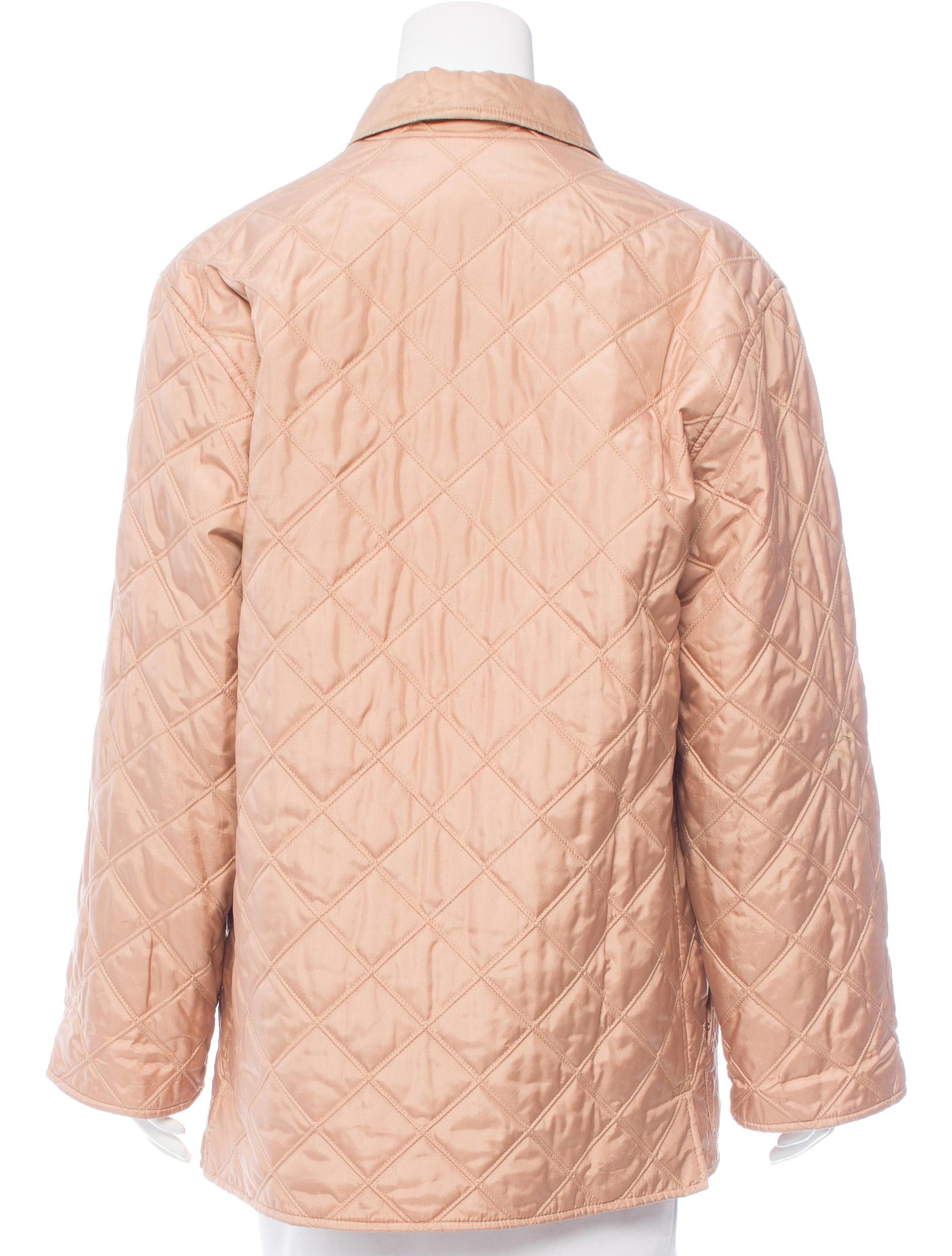 Salvatore Ferragamo Lightweight Quilted Jacket Clothing
