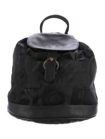Salvatore Ferragamo Nylon Backpack None