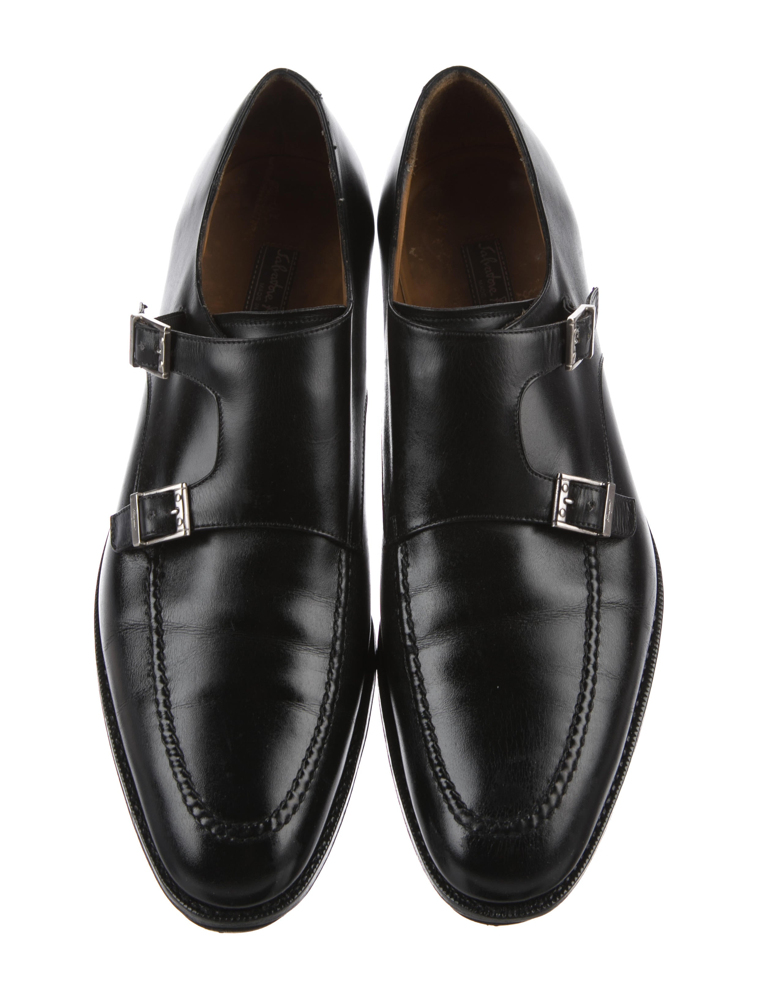What To Wear With Black Monk Strap Shoes