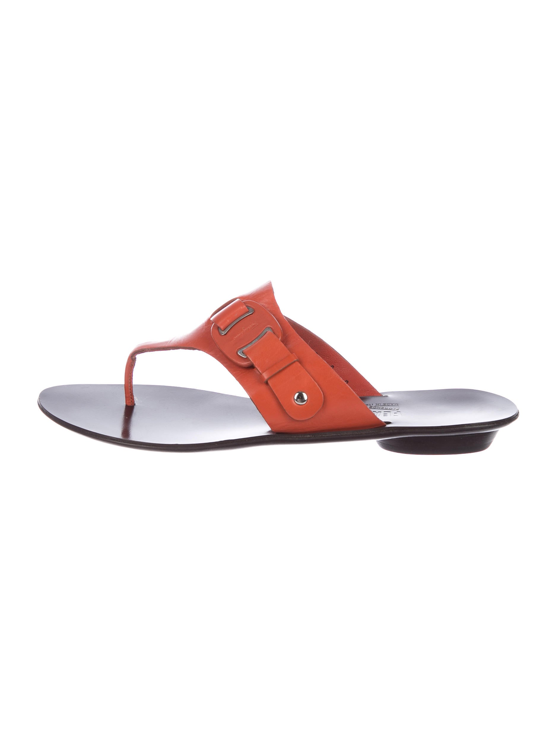 get to buy sale online popular cheap online Salvatore Ferragamo Cara Thong Sandals outlet buy buy cheap wide range of 14Gy5GYDEf