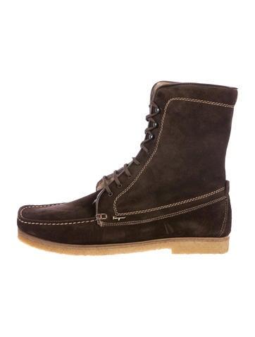 Salvatore Ferragamo Betti 2 Suede Ankle Boots buy cheap Cheapest p4nIb9VVH