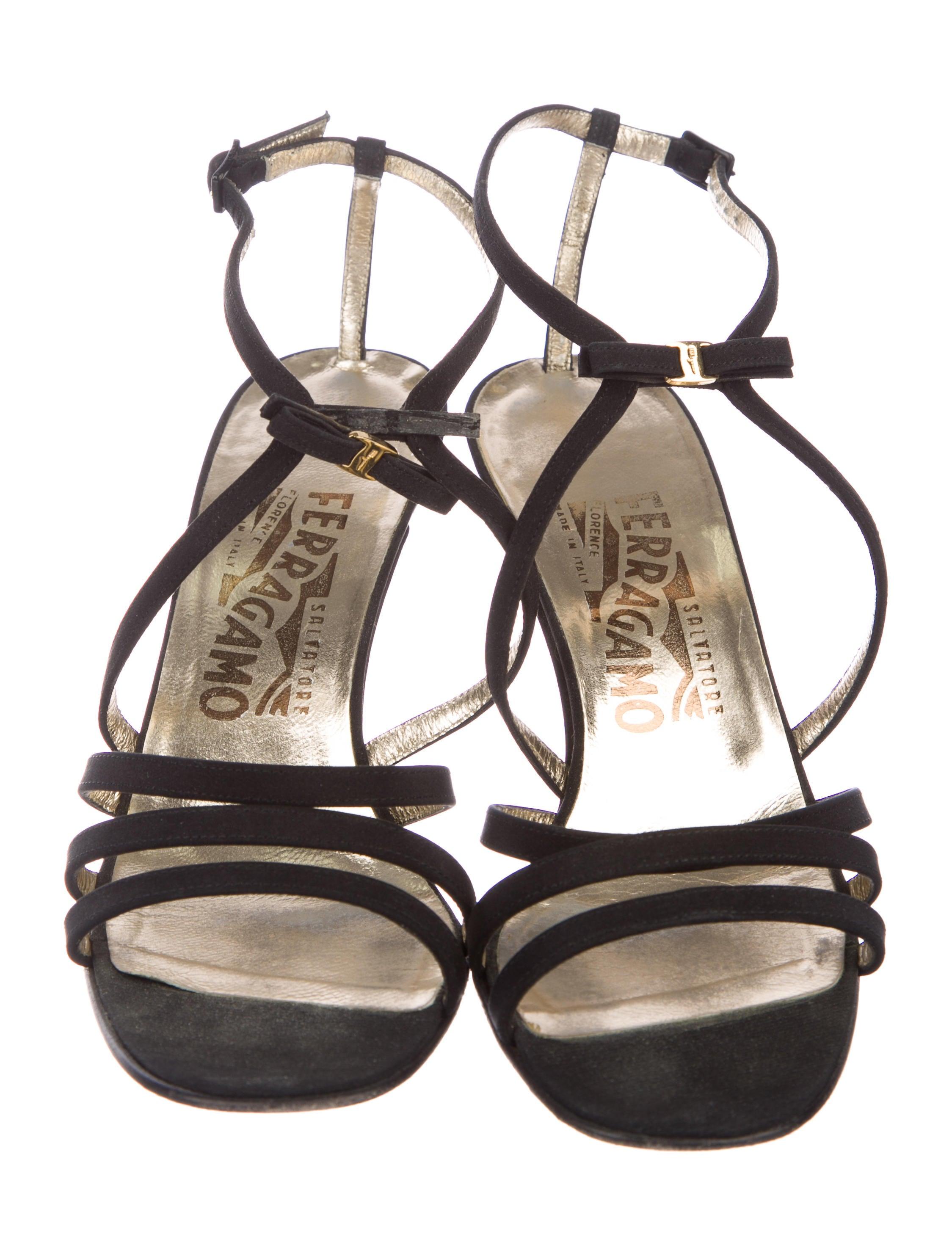 perfect sale online exclusive Salvatore Ferragamo Luigia Multistrap Sandals cheap manchester great sale 2014 new shopping online high quality DvpDBhPL
