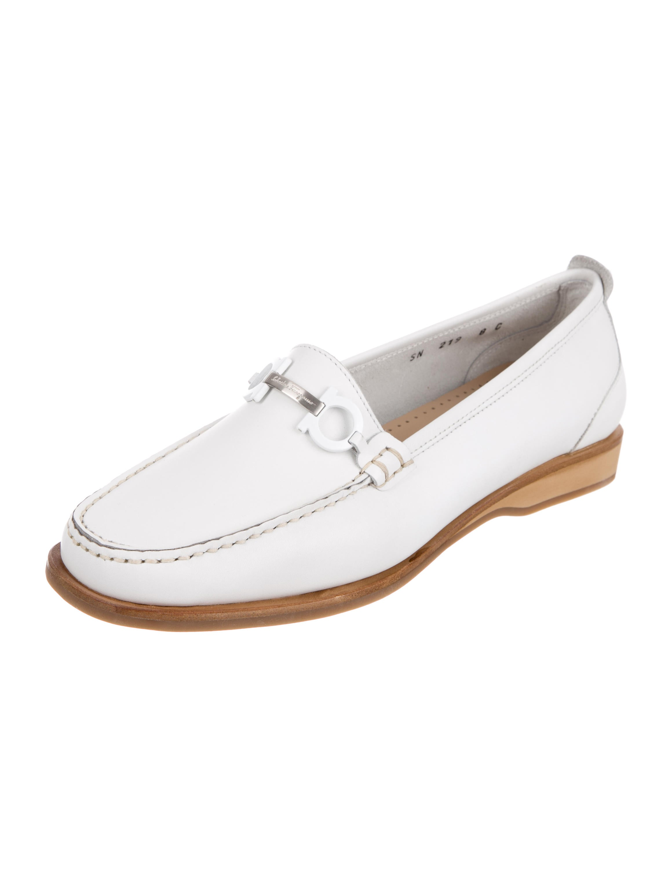 free shipping release dates Salvatore Ferragamo Riedito Gancini Loafers w/ Tags free shipping factory outlet ykvTd5BG