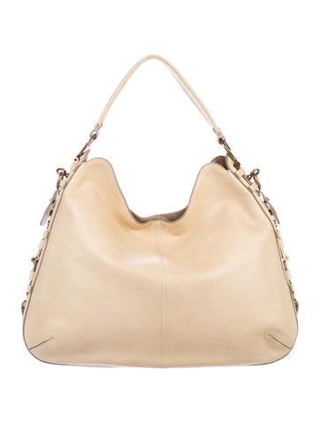0c5d1b29753 Salvatore Ferragamo Fergie Gancini Hobo w  Tags - Handbags - SAL77742