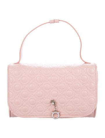 735dc3fd652d Salvatore Ferragamo. Quilted Leather Bag