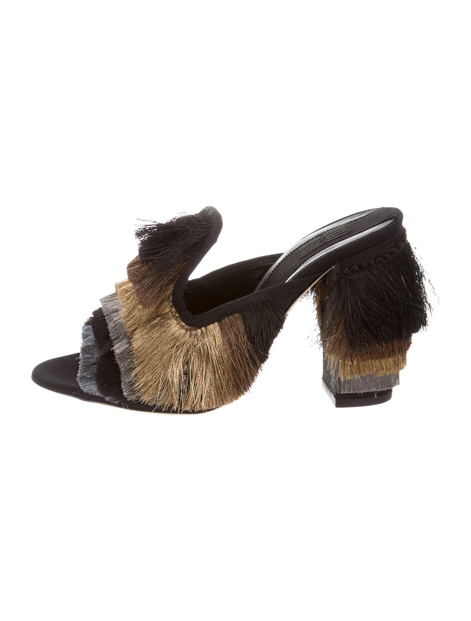 free shipping hot sale Sanayi 313 Cascata Fringe Sandals w/ Tags ebay cheap price sale explore clearance 2014 newest Mu8H5FurkZ