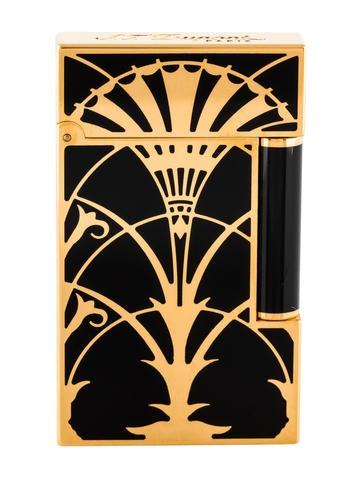S T Dupont Ligne 2 Art Deco Lighter Decor And
