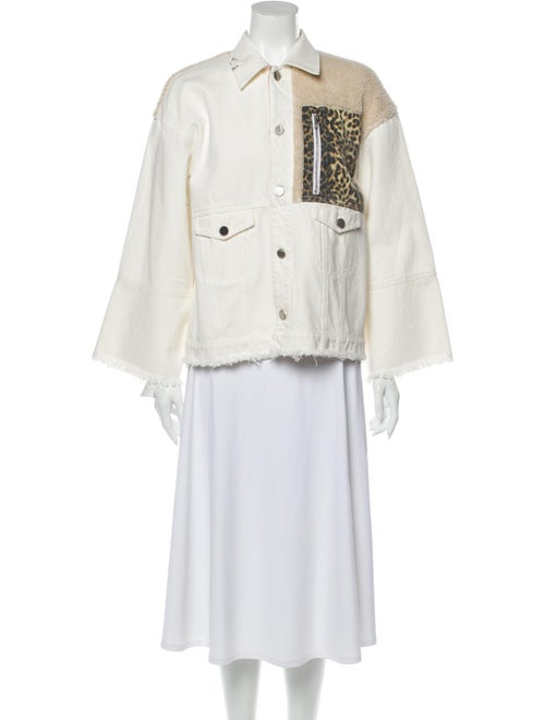 Sandy Liang Jacket White