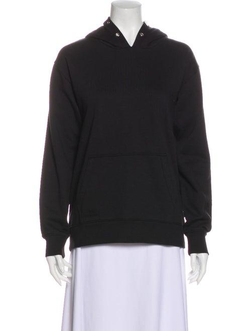 Sandy Liang V-Neck Sweater Black