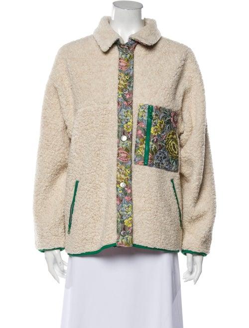 Sandy Liang Printed Jacket