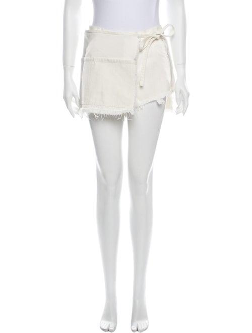 Sandy Liang Mini Shorts