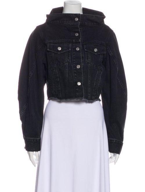 Sandy Liang Denim Jacket Denim