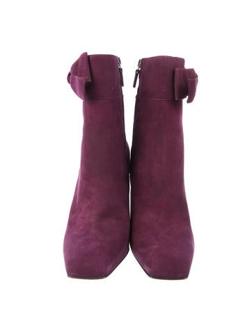 Suede Boots