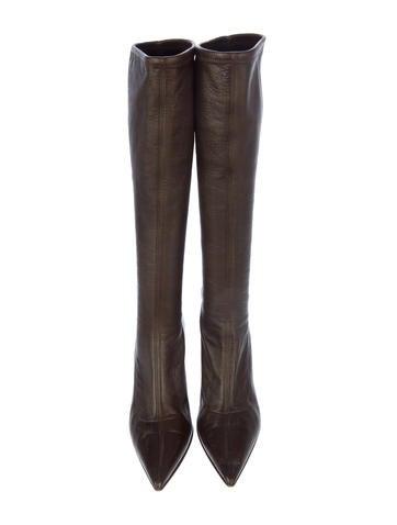 Knee-High Boots