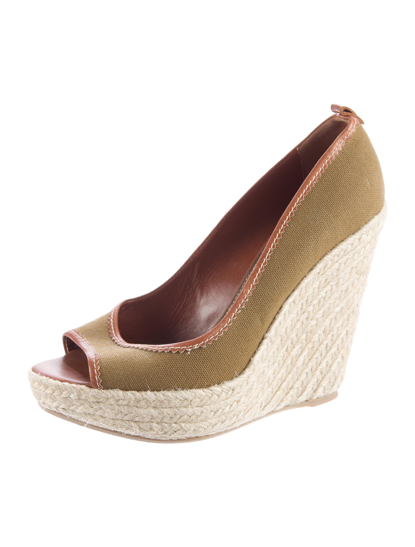 sergio espadrille peep toe wedges shoes ser26136