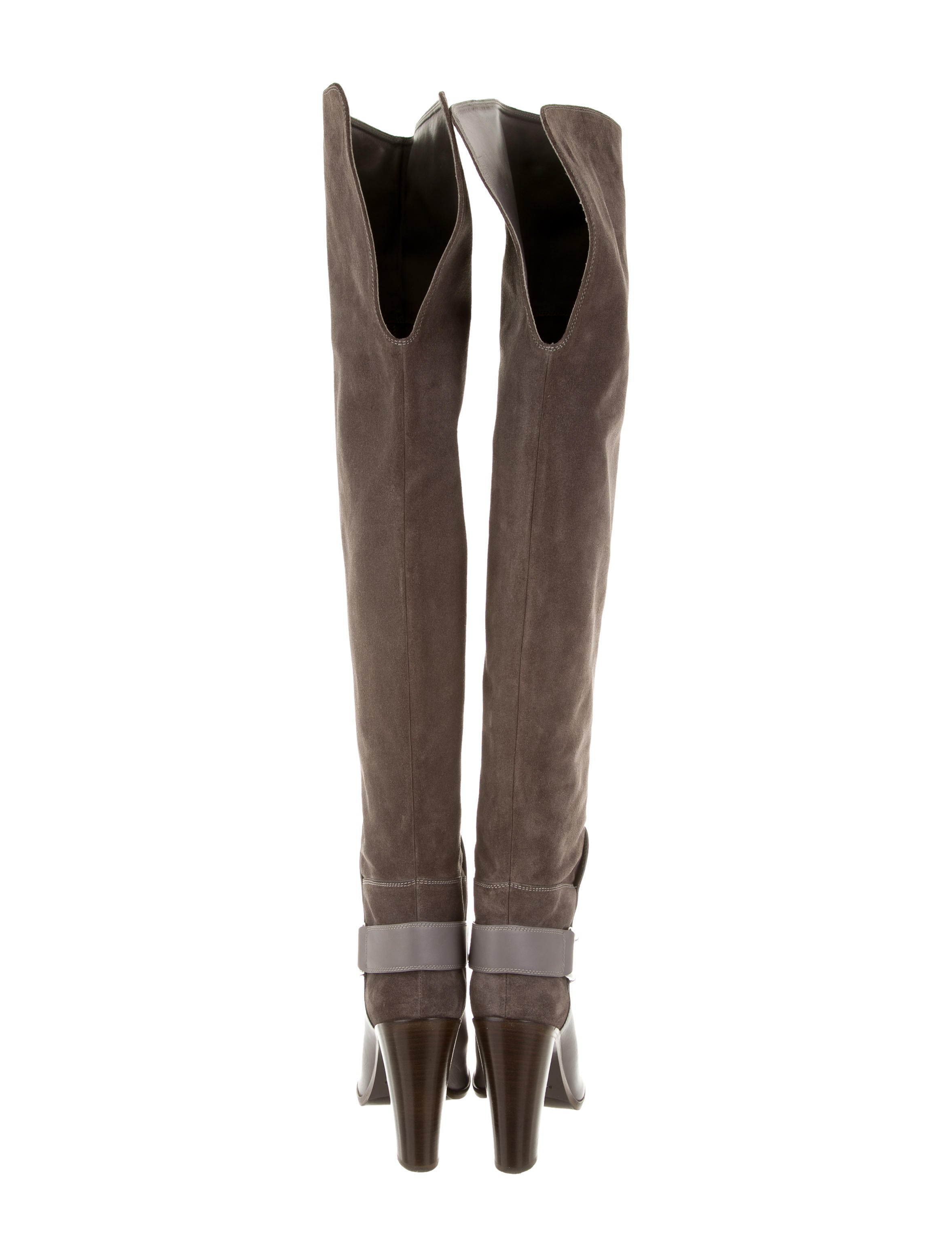 sergio suede the knee boots shoes ser27890