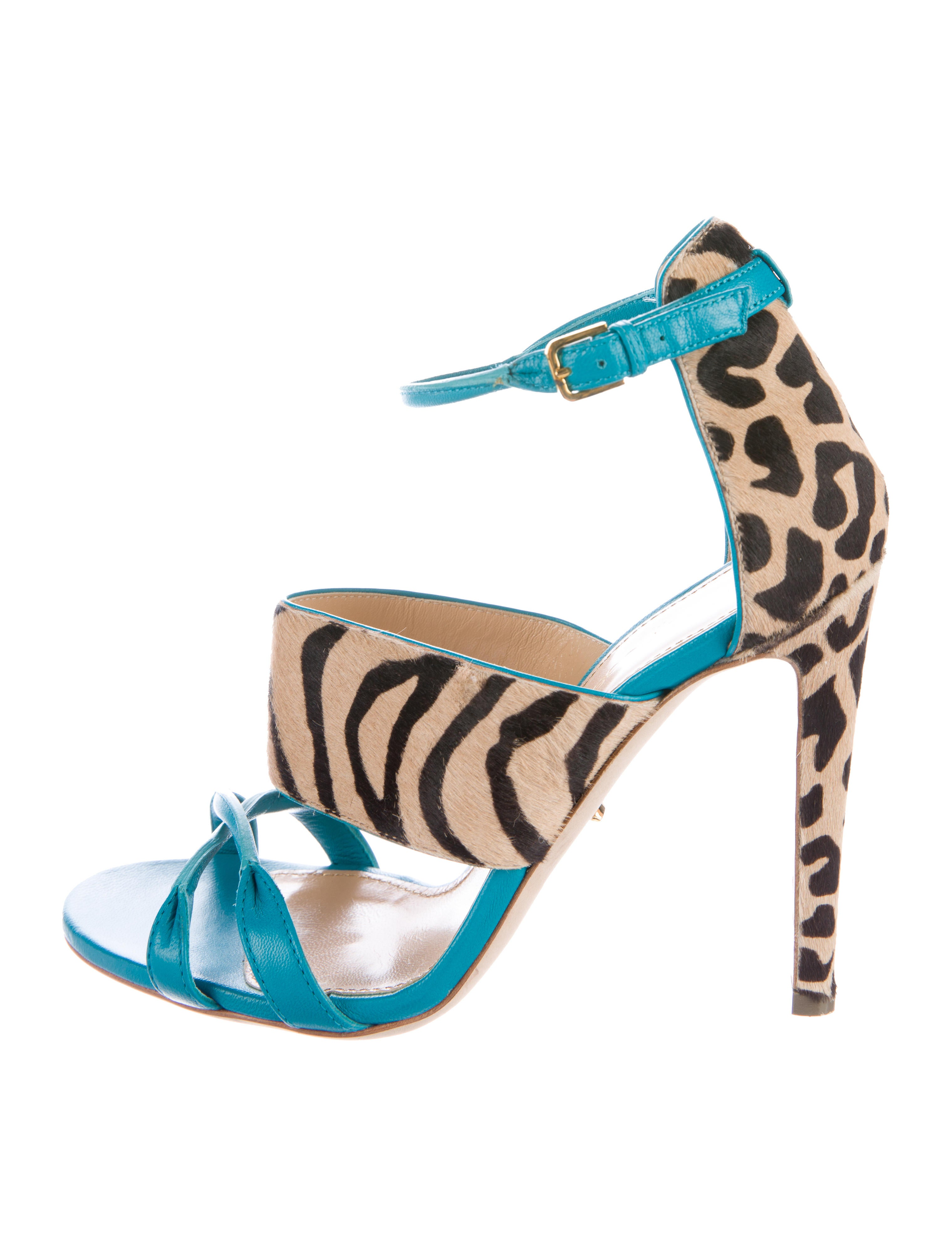 Sergio Rossi Donyale Ankle-Strap Sandals clearance store outlet explore supply for sale YORXmpoS