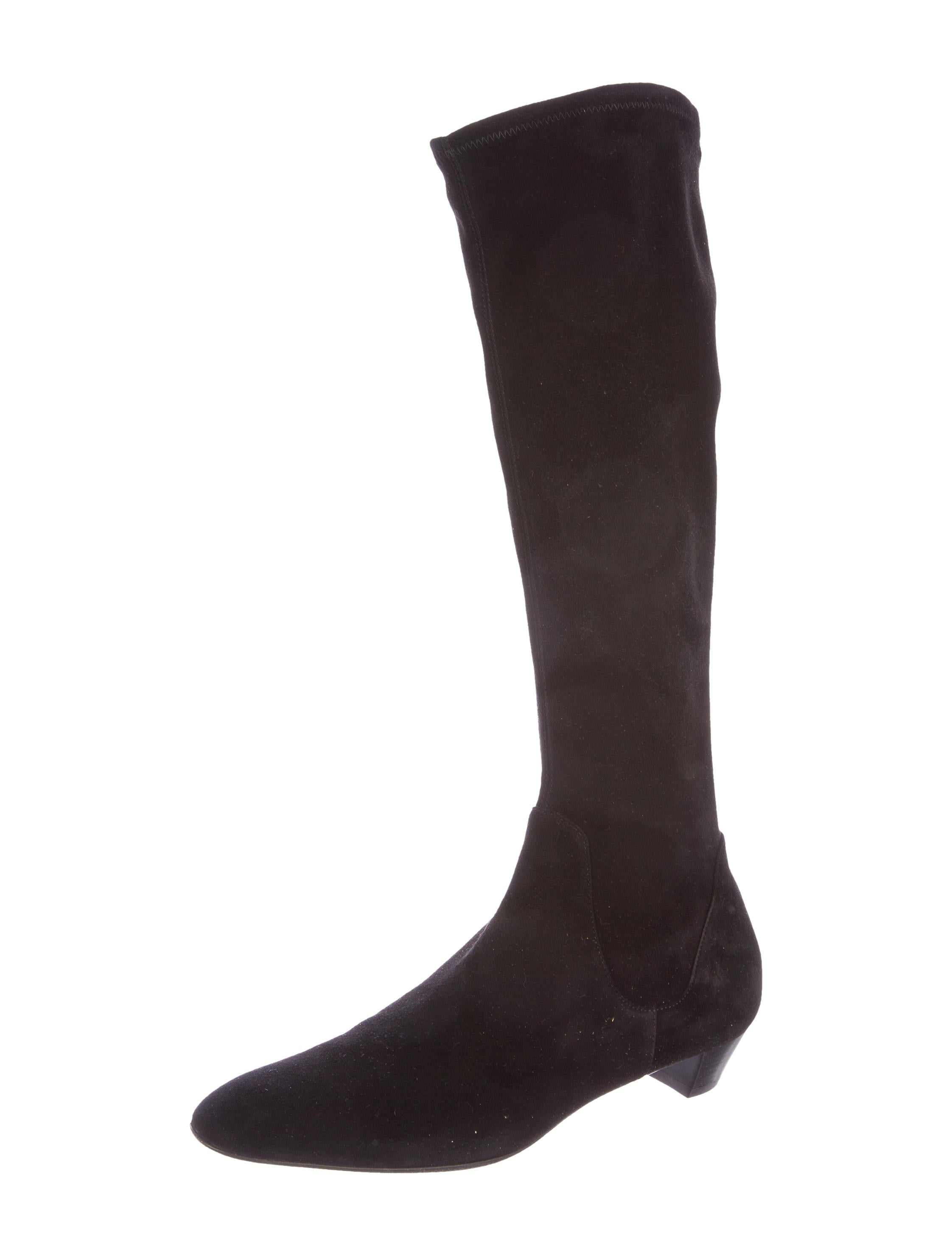 sergio suede knee high boots shoes ser28917