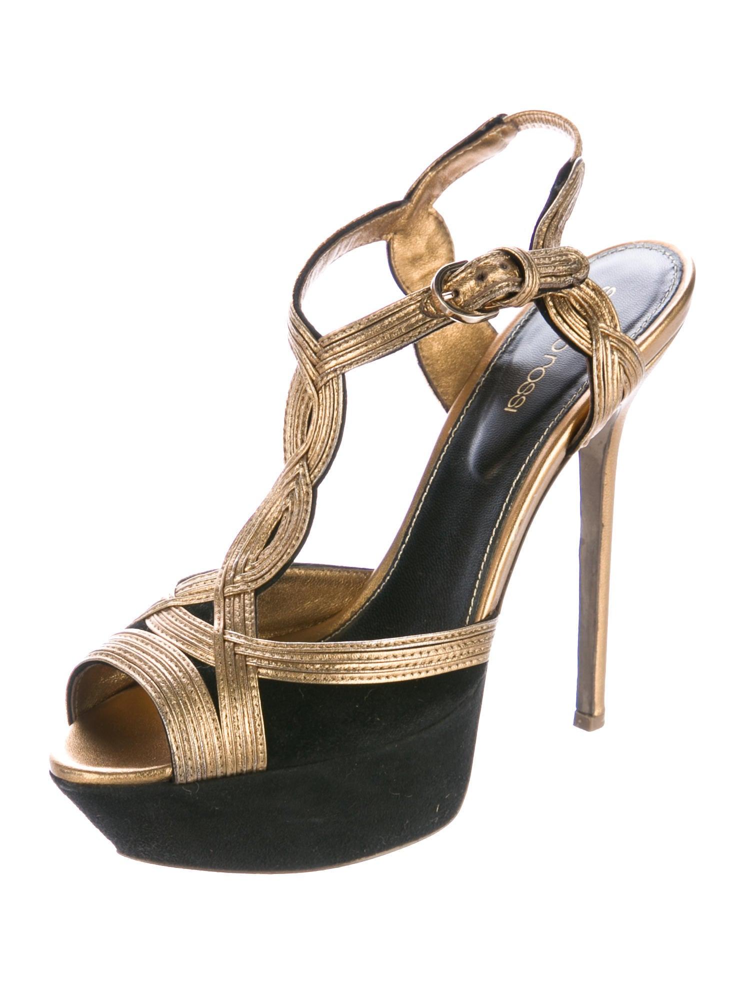 sergio suede platform sandals shoes ser28932