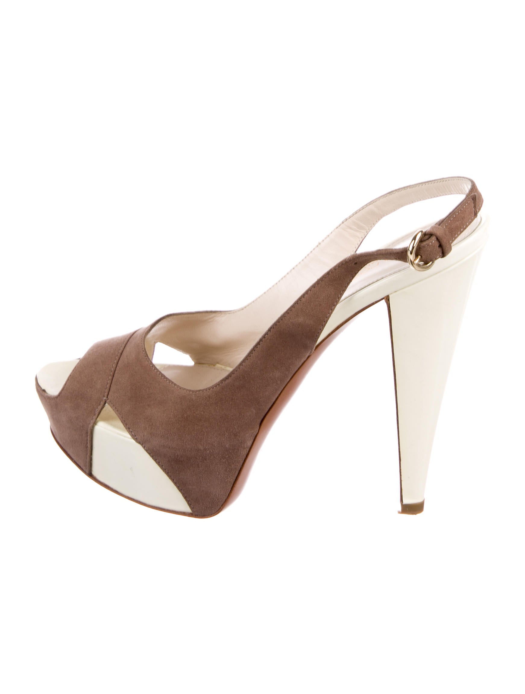 discount footlocker Sergio Rossi Perfection Slingback Sandals cheap sale popular jGG6LG