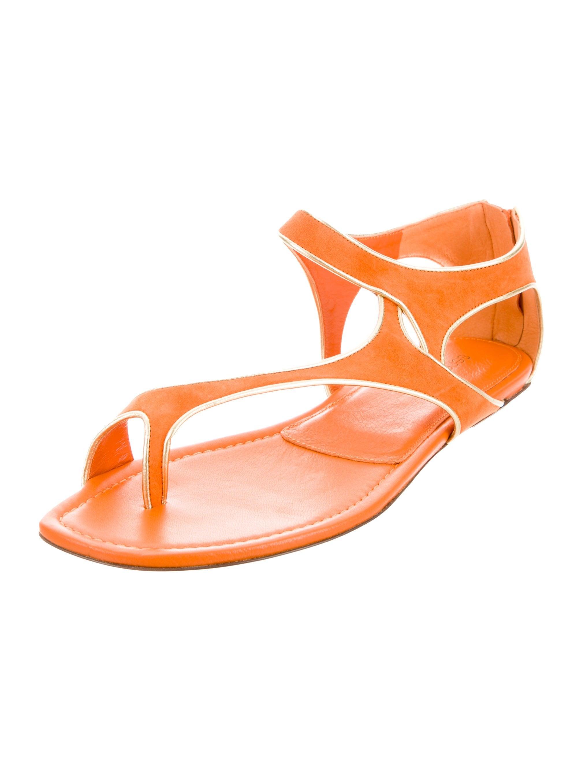 Sergio Rossi Marley Metallic Suede Sandals w/ Tags discount wide range of CErv3UTYh5