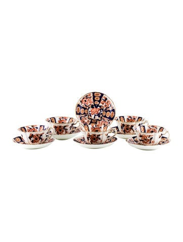 W & Sons Cup & Saucer Set None