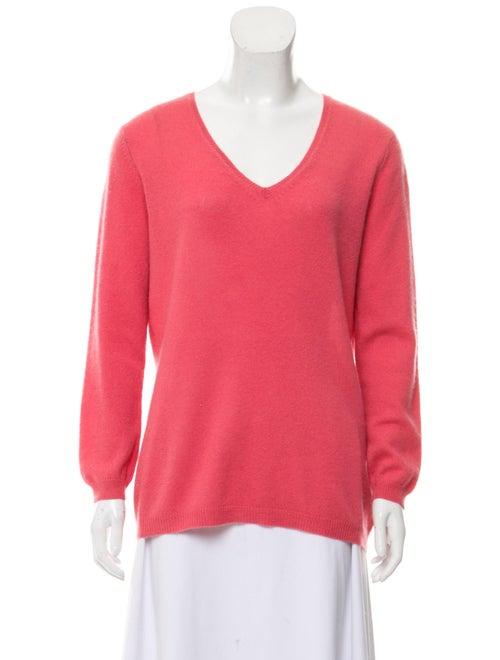Sofia Cashmere Cashmere Lightweight Sweater Pink