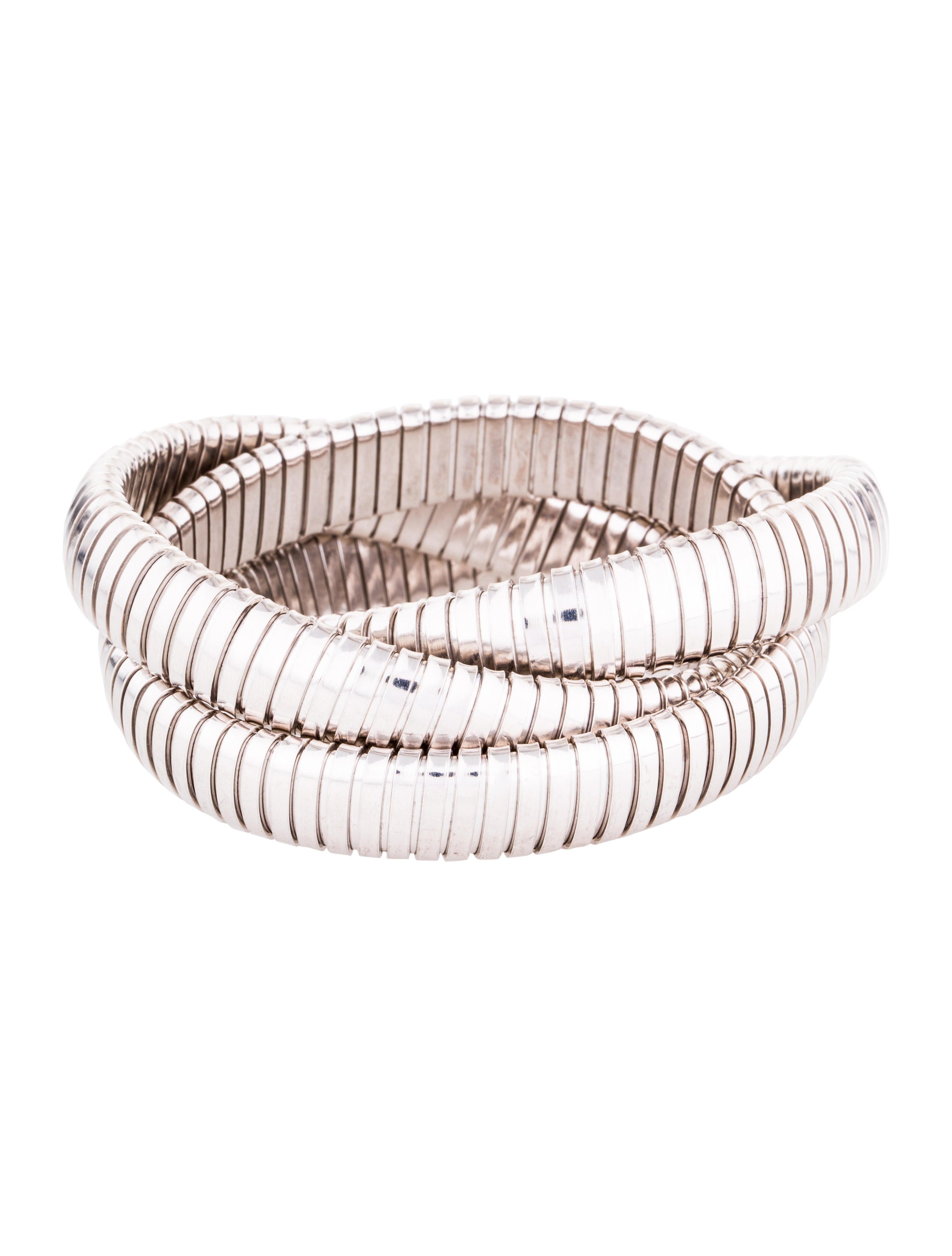 Sidney Garber Triple Rolling Bangle Bracelet Bracelets Sga20033