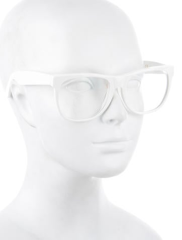 Ivory Basic Eyeglasses