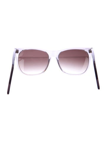 Gradient Wayfarer Sunglasses