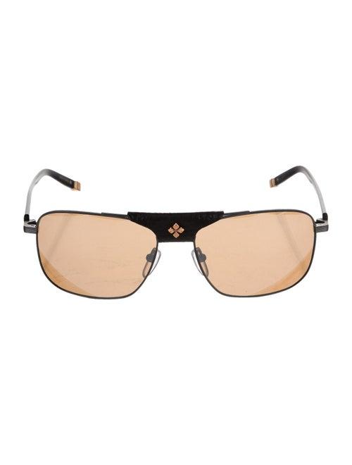 Shamballa Evil Eye Sunglasses Black