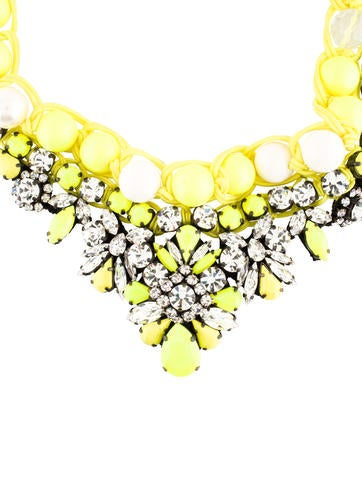 Theresa Yellow Necklace
