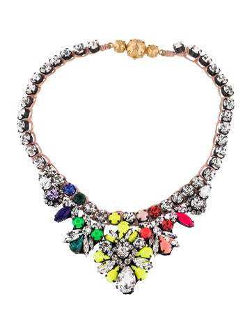 Shourouk Statement Collar Necklace None