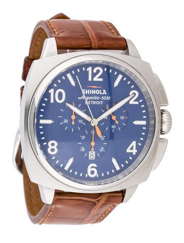 shinola argonite watch strap shl20008 the realreal