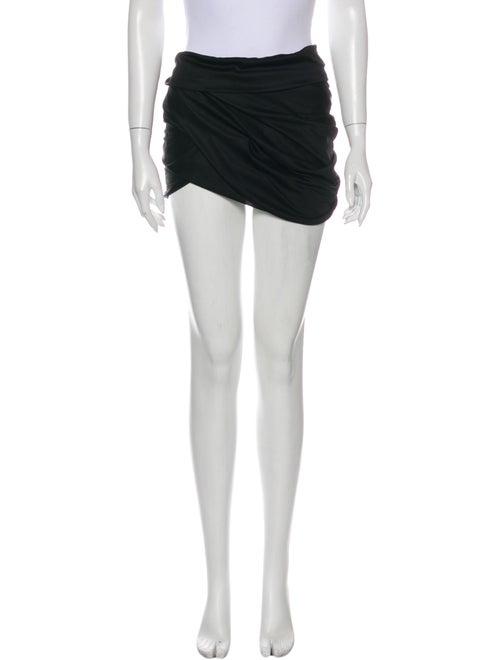 Sharon Wauchob Mini Skirt Black