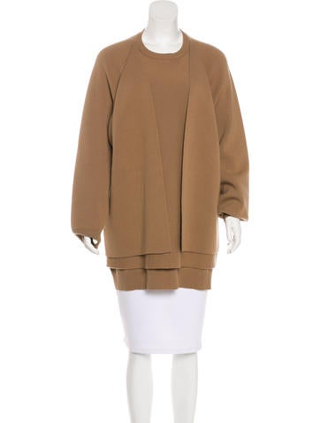 Sies Marjan Wool Knit Sweater None