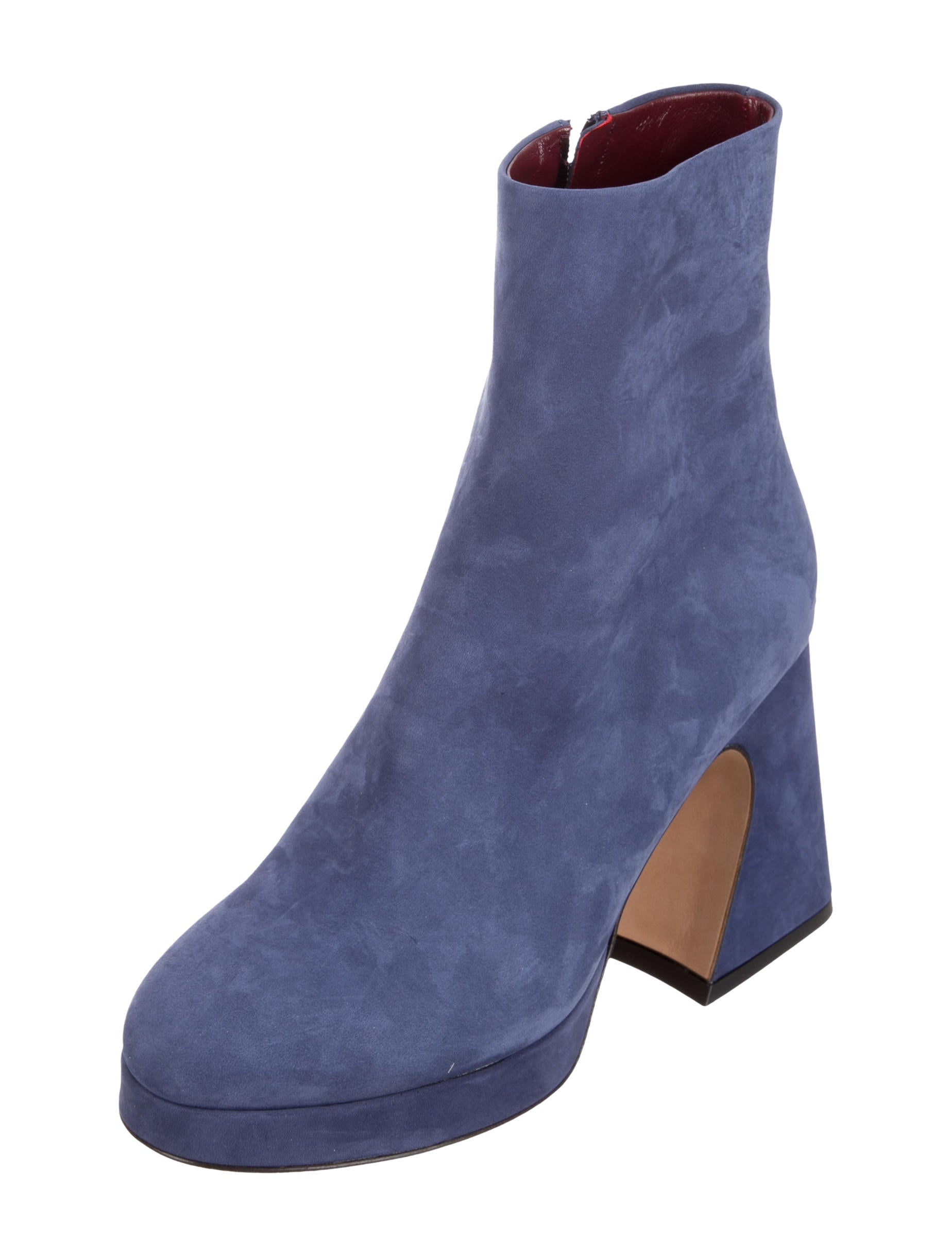 buy cheap new arrival discount 2014 new Sies Marjan Gretta Suede Ankle Boots w/ Tags UusPXTAagg