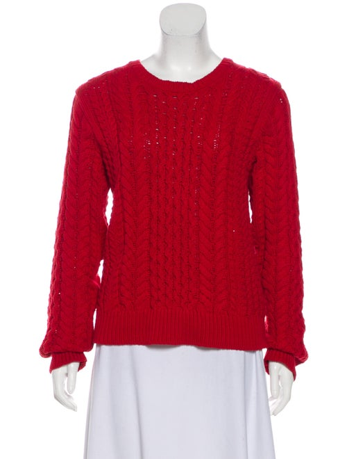 Sies Marjan Cable Knit Sweater