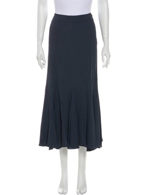 Sies Marjan Midi Length Skirt Grey