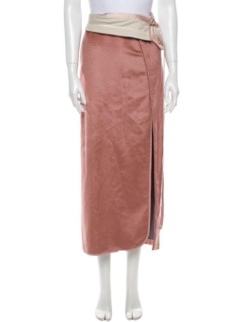 Sies Marjan Long Skirt Purple