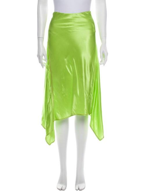 Sies Marjan Knee-Length Skirt Green