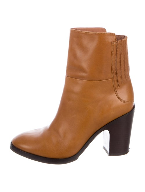 Sies Marjan Leather Boots Brown