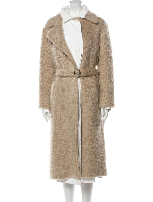 Sies Marjan Faux Fur Coat
