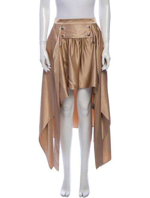 Sies Marjan Silk Midi Length Skirt w/ Tags