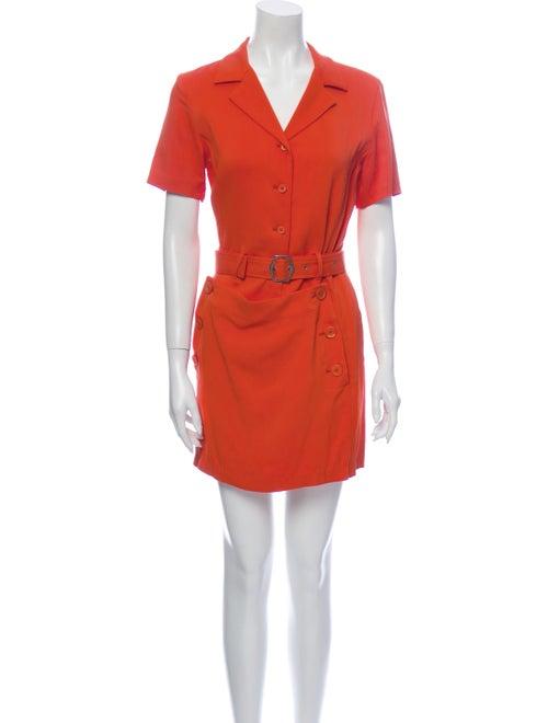 Sies Marjan Mini Dress Orange