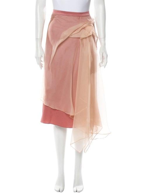Sies Marjan Midi Length Skirt Pink